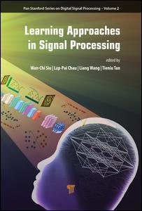 Couverture de l'ouvrage Learning Approaches in Signal Processing