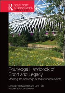 Couverture de l'ouvrage Routledge Handbook of Sport and Legacy