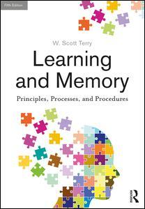 Couverture de l'ouvrage Learning and Memory