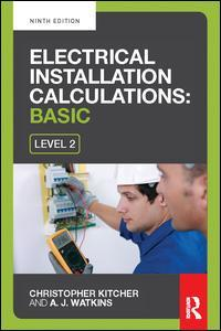Couverture de l'ouvrage Electrical Installation Calculations: Basic, 9th ed