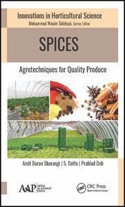 Couverture de l'ouvrage Spices