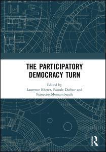 Couverture de l'ouvrage The Participatory Democracy Turn