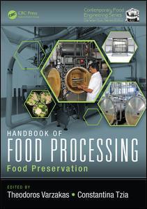 Couverture de l'ouvrage Handbook of Food Processing