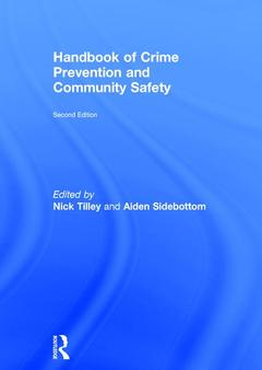 Cover of the book Handbook of Crime Prevention and Community Safety