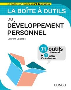 Couverture de l'ouvrage La boite à outils du développement personnel