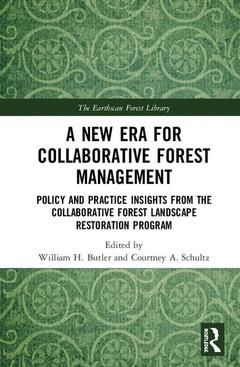 Cover of the book A New Era for Collaborative Forest Management
