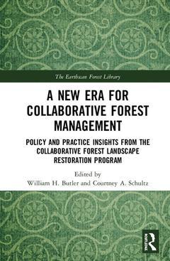 Couverture de l'ouvrage A New Era for Collaborative Forest Management