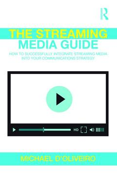 Couverture de l'ouvrage The Streaming Media Guide