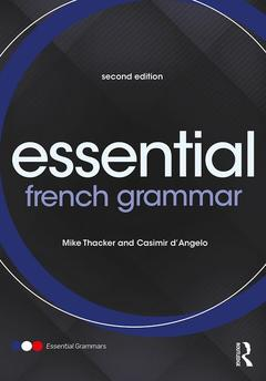 Cover of the book Essential French Grammar