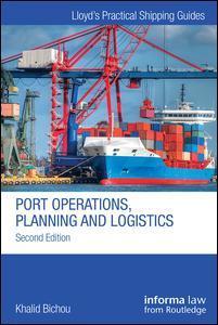 Couverture de l'ouvrage Port Operations, Planning and Logistics
