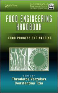 Couverture de l'ouvrage Food Engineering Handbook