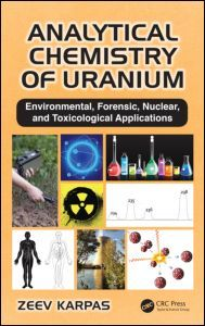 Cover of the book Analytical Chemistry of Uranium