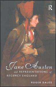 Couverture de l'ouvrage Jane Austen and Representations of Regency England