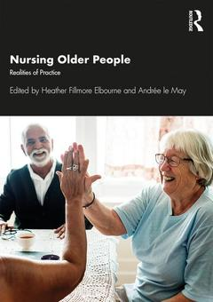 Cover of the book Nursing Older People