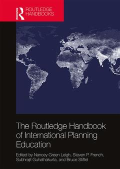 Cover of the book International Handbook of Planning Education
