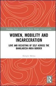 Couverture de l'ouvrage Women, Mobility and Incarceration