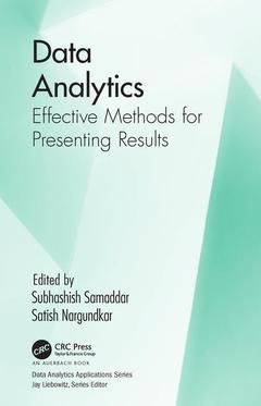 Couverture de l'ouvrage Data Analytics