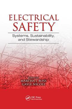 Couverture de l'ouvrage Electrical Safety