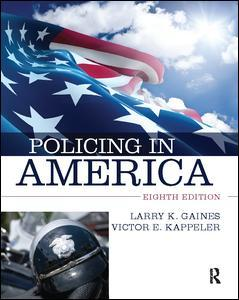 Couverture de l'ouvrage Policing in America