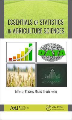 Couverture de l'ouvrage Essentials of Statistics in Agriculture Sciences