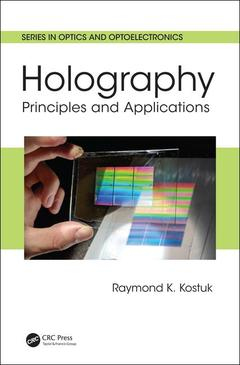 Cover of the book Holography