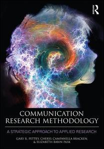 Couverture de l'ouvrage Communication Research Methodology