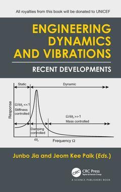 Couverture de l'ouvrage Engineering Dynamics and Vibrations