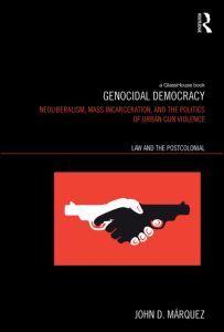 Couverture de l'ouvrage Genocidal Democracy