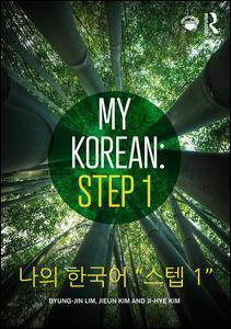 Couverture de l'ouvrage My Korean: Step 1