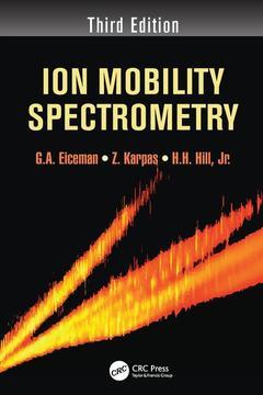 Couverture de l'ouvrage Ion mobility spectrometry