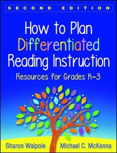 Cover of the book How to Plan Differentiated Reading Instruction, Second Edition
