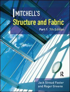 Couverture de l'ouvrage Structure & fabric 1 (7th ed )