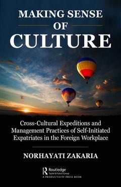 Couverture de l'ouvrage Making Sense of Culture