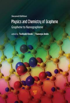 Couverture de l'ouvrage Physics and Chemistry of Graphene (Second Edition)