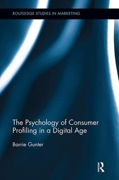 Couverture de l'ouvrage The Psychology of Consumer Profiling in a Digital Age