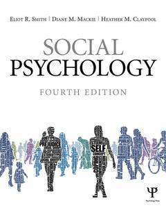Couverture de l'ouvrage Social Psychology