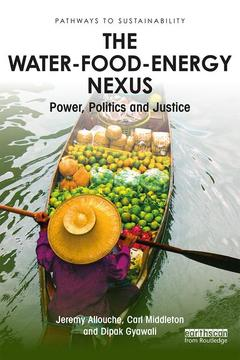 Cover of the book The Water-Food-Energy Nexus