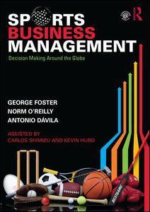 Couverture de l'ouvrage Sports Business Management