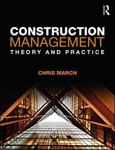 Cover of the book Construction Management
