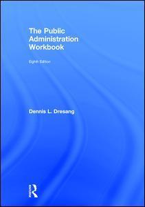 Couverture de l'ouvrage The Public Administration Workbook