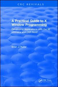 Cover of the book A Practical Guide To X Window Programming