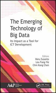 Couverture de l'ouvrage The Emerging Technology of Big Data
