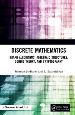 Cover of the book Discrete Mathematics