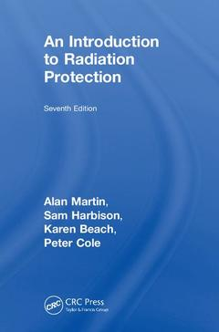 Cover of the book An Introduction to Radiation Protection
