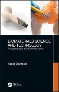 Couverture de l'ouvrage Biomaterials Science and Technology