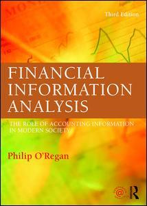 Cover of the book Financial Information Analysis