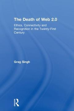 Couverture de l'ouvrage The Death of Web 2.0