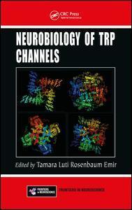 Couverture de l'ouvrage Neurobiology of TRP Channels