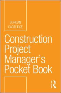 Cover of the book Construction Project Manager's Pocket Book