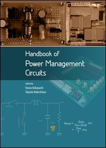 Cover of the book Handbook of Power Management Circuits